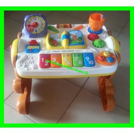 Baby bureau bilingue Vtech