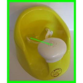 Rehausseur de table / de chaise / Siège jaune Prince Lionheart flex (tablette non fournie)