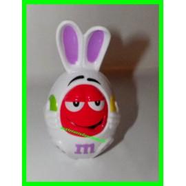 Figurine lapin de Pâques M&Ms