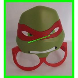 Masque / Lunettes en plastique Tortues Ninja