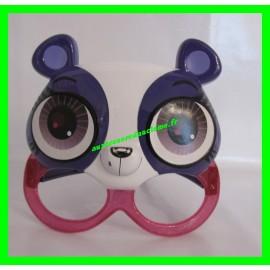 Masque / Lunettes en plastique Littlest PetShop