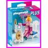 Princesse avec rouet / accessoire de couture Playmobil Special PLUS 4790