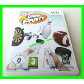 Jeu Wii Game Party