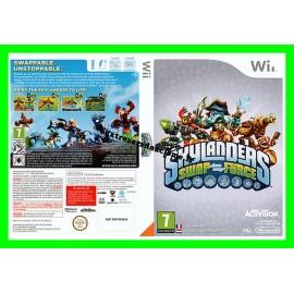 Jeu Nintendo Wii Skylanders Swap Force (vendu seul)