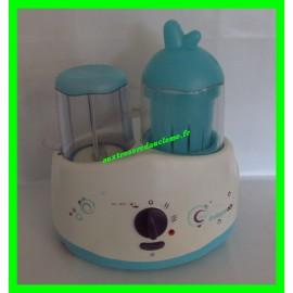 Robot Multifonctions cuiseur vapeur stérilisateur Bébédélice Babymoov
