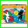 Puzzle 60 pièces Gaspard & Lisa Schmidt