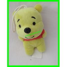 Mini doudou Winnie à suspendre / accrocher