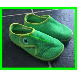 Chaussons verts P. 26-27 Tribord