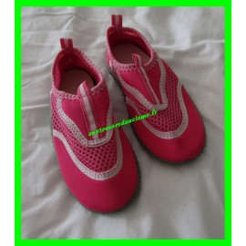 Chaussons rose P. 26