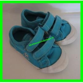 Chaussures basses bleues Le Coq Sportif P. 21