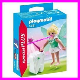 PLAYMOBIL 5381 Fée avec Boîte à Dents de Lait