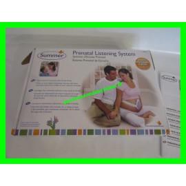 Doppler foetal / Système d'écoute prénatal numérique digital heart-to-heart Summer