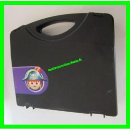 valisette / Mallette noire Playmobil (vendue seule)