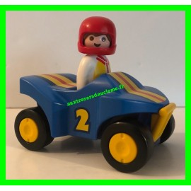 Quad Playmobil 1.2.3. 6782