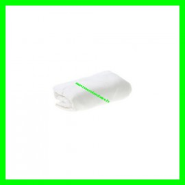 Drap housse blanc 40 x 80 cm