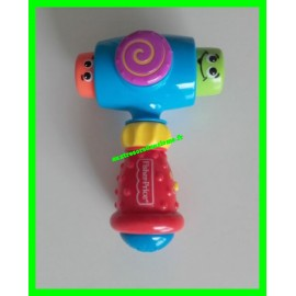 Marteau rigolo Fisher-Price
