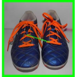 Chaussures de Foot / Crampons bleus / oranges Kipsta  P.31