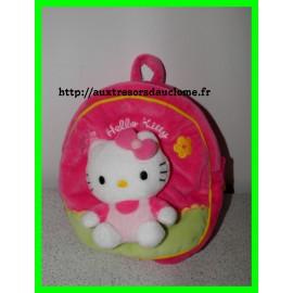 Sac en tissu rose Hello Kitty