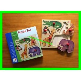 Puzzle Zoo Selecta Spiel