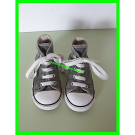Baskets montantes Converse All Star kaki P. 23