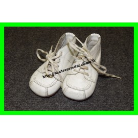 Chaussures blanches Babybotte P.17