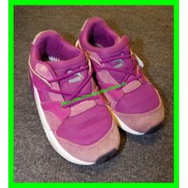 Chaussures / Baskets violettes Puma p.26