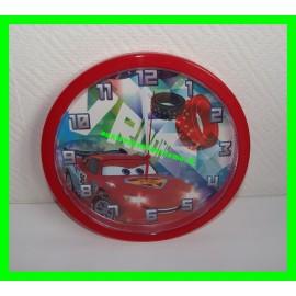 Horloge / Pendule rouge Cars