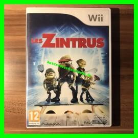 Les Zintrus Nintendo Wii