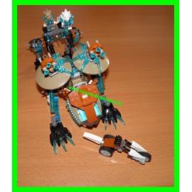 Le robot Tigre de Sir Fangar